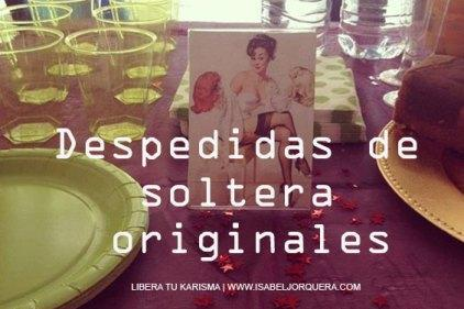 despedidas soltera originales Madrid