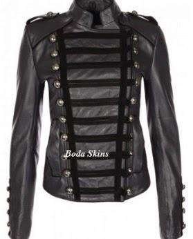 Consigue la chaqueta de cuero favorita de Olivia Palermo