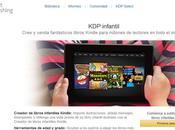 Amazon Lanza Infantil Creador Libros infantiles Kindle para autores