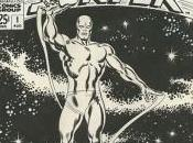 anuncia John Buscema's Silver Surfer: Artist's Edition