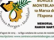 Crónica Travesía Borges-Montblanc