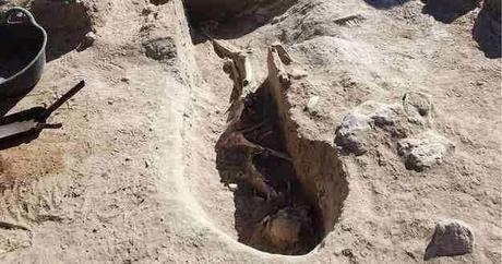 Descubren una necrópolis islámica en Alcázar de San Juan (Ciudad Real)