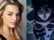 Margot Robbie Podría Protagonizar Live-Action Ghost Shell