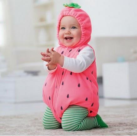 Disfraces de halloween para bebe mujer paperblog - Disfraz halloween bebe 1 ano ...