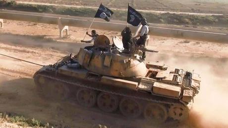 ISIS al rescate