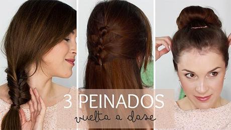 Peinados ultra faciles