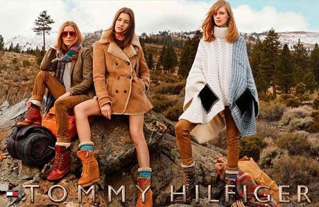 botas de montana otono invierno tommy hilfiger