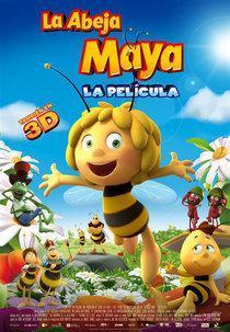 Cartel de 'La abeja Maya. La película'