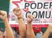 Estado Comunal divergencias alrededor legado Presidente Chávez.
