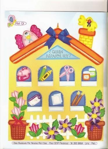 Recursos recopilatorio de carteles e im genes para for Decoracion salas jardin de infantes