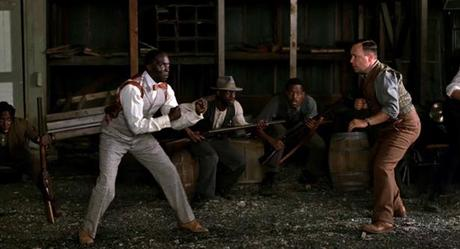 Chalky White - Al Capone fighting