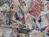 Reciclar papel como actividad sostenible empresa