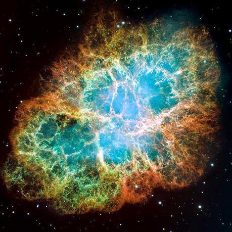 M1, la nebulosa del Cangrejo
