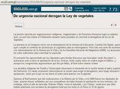 "Derogada ""Ley Monsanto"". impone clamor popular Guatemala."