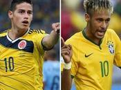 Colombia Brasil Vivo, Amistoso Internacional