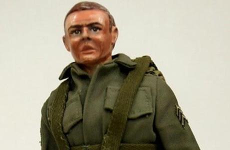 G.I. Joe, el héroe de la Segunda Guerra Mundial