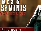 Nuevo trailer gameplay Sherlock Holmes: Crímenes Castigos