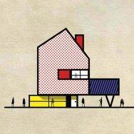 Archist Roy Lichtenstein