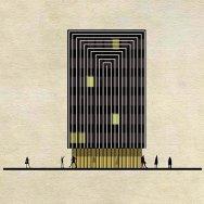Archist Frank Stella