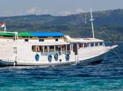 Lombok, Komodo Flores: Ruta barco dragones
