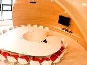 Diseños Salas Reuniones completamente locos