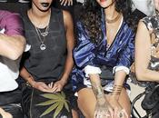 Rihanna apoya Alexander Wang Semana Moda Nueva York