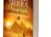 pirámide inmortal Javier Sierra