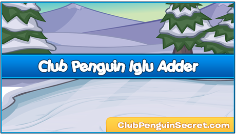 Club Penguin Igloo Adder 2014: ¡Agrega Miles de Iglús para