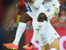 Inglaterra vence Suiza