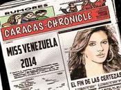Miss Venezuela 2014: devenir favoritas ganadoras