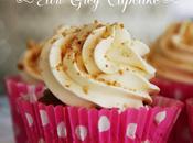 Earl Grey Cupcake