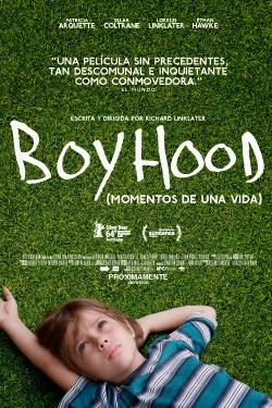 Boyhood (Momentos de una vida) de Richard Linklater