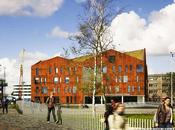 Amsterdam University College Mecanoo
