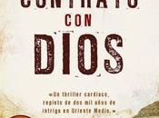 """Contrato Dios"" Juan Gómez-Jurado (2007)"