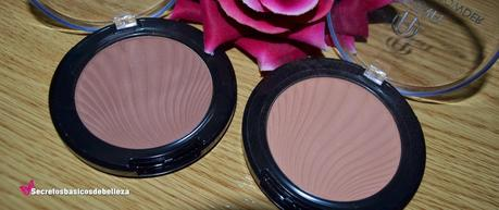 Favoritos ~ Polvos Bronceadores Astra Makeup. ~ Match Perfect.