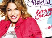 nuevo disco Violetta: Gira canción
