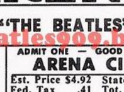 años: Sept. 1964 Milwaukee Arena Milwaukee, Wisconsin