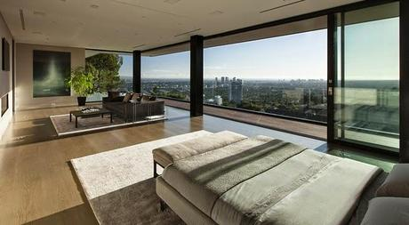 Villa moderna en california modern villa in california for Casa moderna jesolo