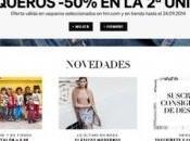 tienda online H&M; abierto puertas