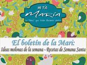 boletín Mari: Ideas molonas semana Recetas Semana Santa