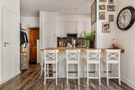 Pequeno apartamento en suecia paperblog - Apartamentos en estocolmo ...