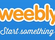 Weebly, manera fácil crear sitios gratis