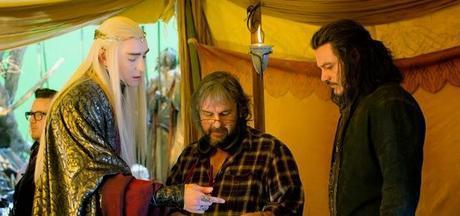 Detrás De Cámaras De The Hobbit: The Battle Of The Five Armies