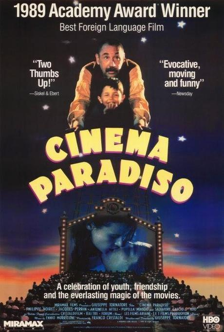 Cinema Paradiso. ¡Qué grande es el cine!