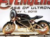 """¡Conoce nueva motocicleta Capitán América para """"Avengers: Ultron""""!"""