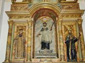 Iglesia Hermenegildo (4): Altar Juan Nepomuceno.