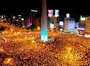 Nueva Argentina: evolución protesta