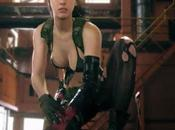 Quiet luce nuevo vídeo Metal Gear Solid Phantom Pain
