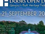Semana puertas abiertas Glasgow