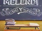 Melendi estrena 'Tocado Hundido', adelanto Alumno